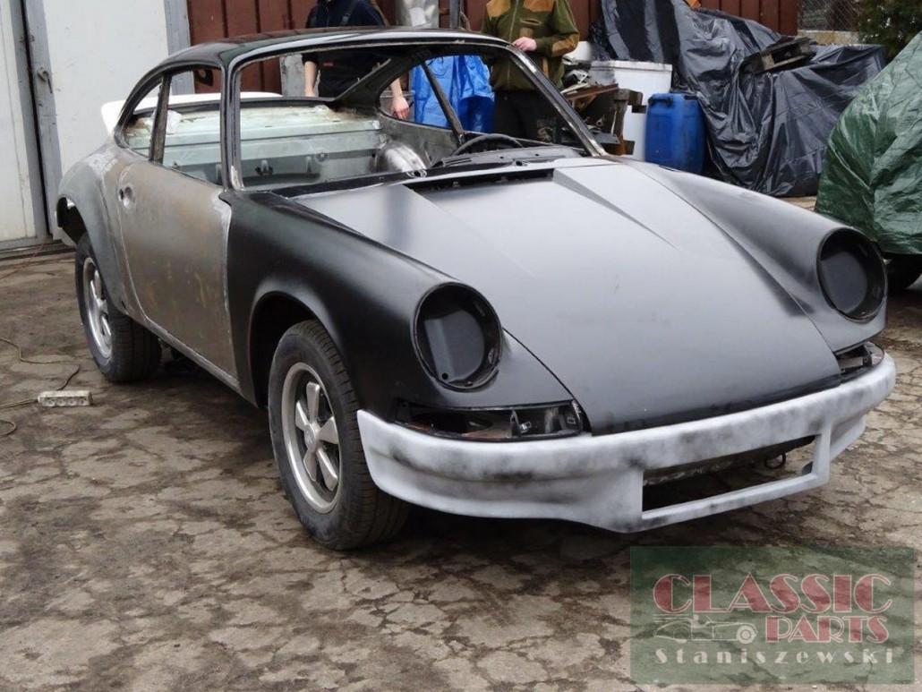 Jensen Interceptor For Sale >> ClassicParts.pl | Porsche 911 – Carrera RS Replica